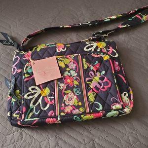Fabric Vera Bradley  crossbody bag